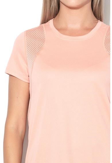 Nike Тениска за бягане Dri-Fit с мрежести панели 1 Жени