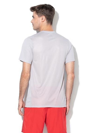Nike Tricou cu microperforatii realizat cu Dri-fit, pentru alergare Barbati