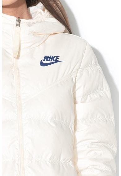 Nike Geaca regular fit cu umplutura de puf si model reversibil Femei