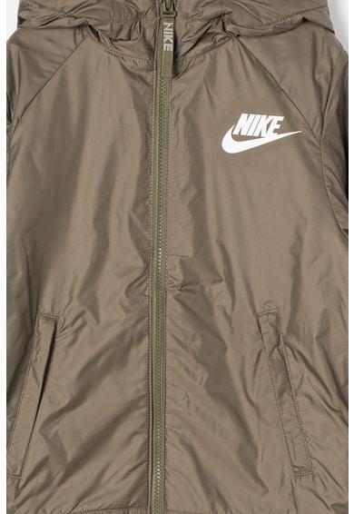 Nike Зимно яке с качулка Момчета