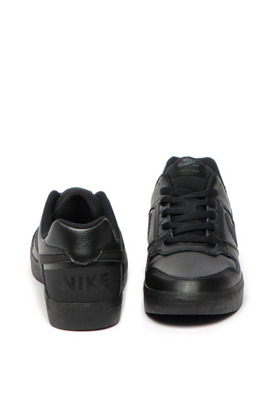 Nike Pantofi sport cu insertii de piele Sb Delta Force Barbati