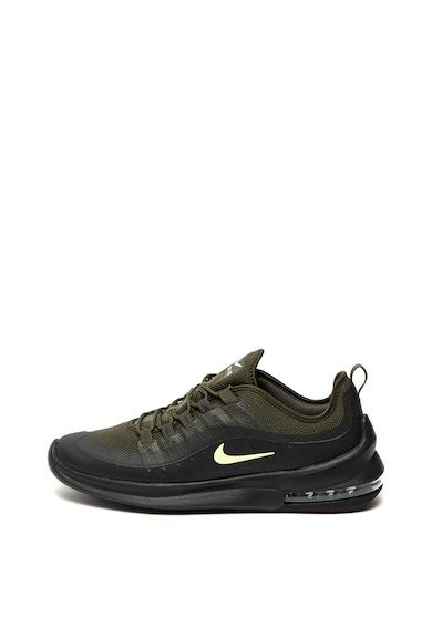 Nike Спортни обувки Air Max с кожени елементи Мъже