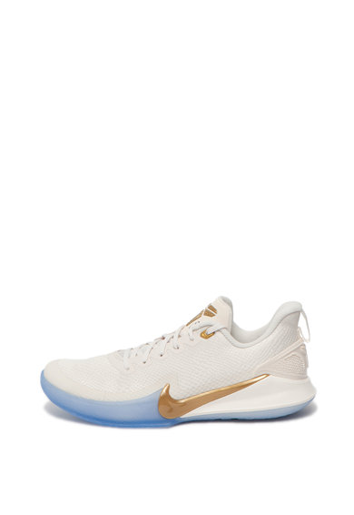 Nike Pantofi sport cu aspect texturat, pentru baschet Mamba Focus Barbati