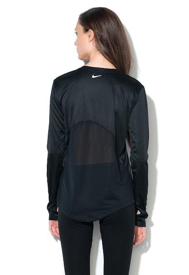 Nike Блуза Miler с Dri-Fit за бягане Жени