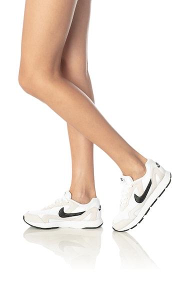 Nike Delfine sneaker nyersbőr betétekkel női
