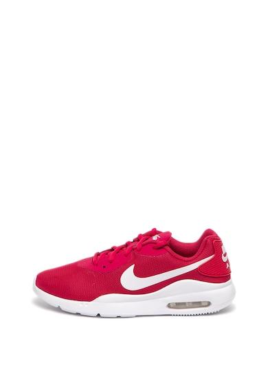 Nike Pantofi sport din material textil, cu logo Air Max Femei