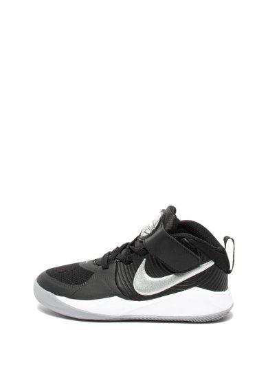 Nike Спортни обувки Team Hustle с мрежести зони Момичета