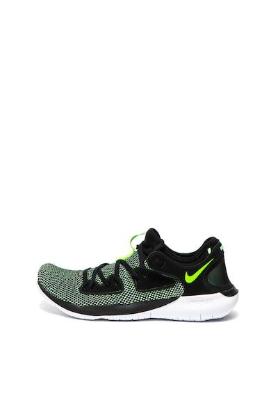 Nike Pantofi slip-on usori, din plasa tricotata, pentru alergare Nike Flex 2019 Barbati