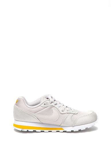 Nike Pantofi sport de plasa cu talpa contrastanta MD Runner 2 Femei