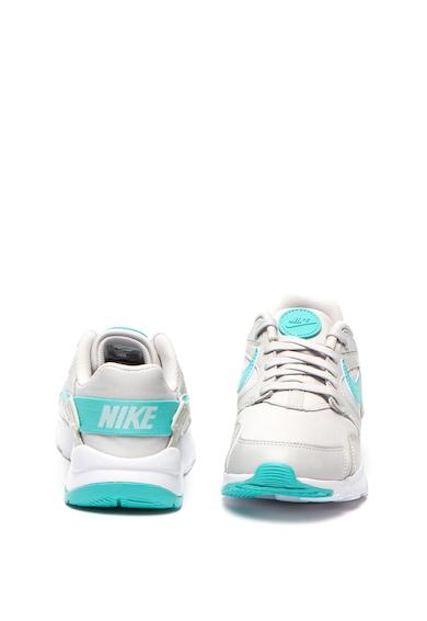 Nike Pantofi sport de piele ecologica cu insertii de material textil Victory Femei