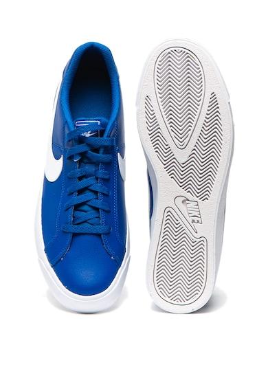 Nike Pantofi sport de piele si piele ecologica Court Royale Barbati