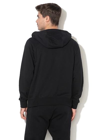 Nike Hanorac cu fermoar si buzunare oblice Sportswear Club Barbati
