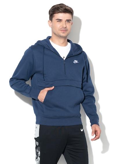 Nike Hanorac cu fenta cu fermoar Barbati