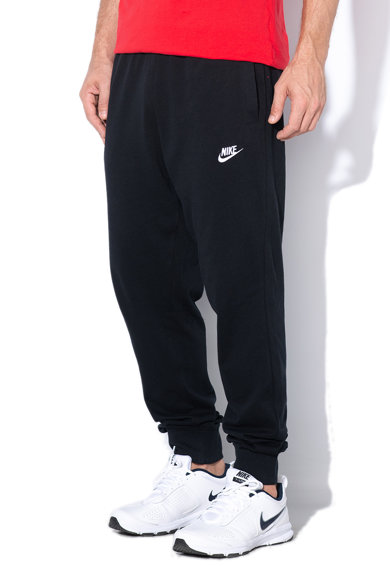 Nike Pantaloni sport cu logo brodat 2 Barbati