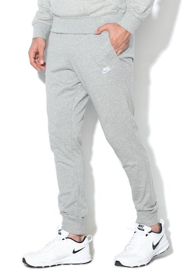 Nike Спортен панталон с лого Мъже