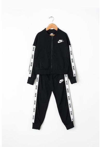 Nike Спортен екип с лого Момичета