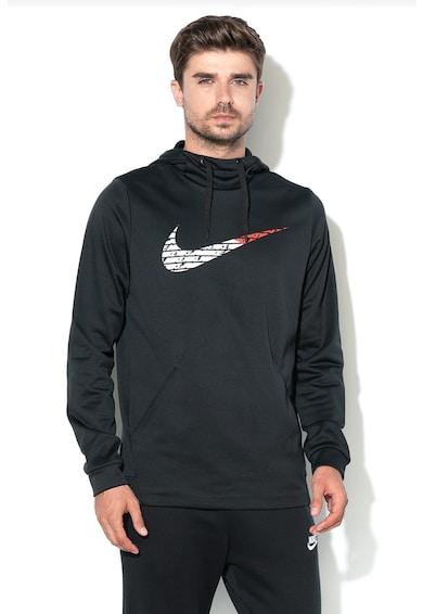Nike Фитнес суитшърт с Therma и лого Мъже