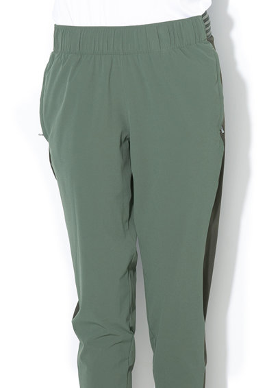 Nike Pantaloni Dri-FIt cu snur in talie, pentru alergare Essential Femei
