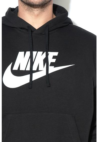 Nike Суитшърт с качулка и лого Мъже