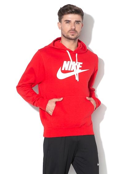 Nike Hanorac cu captuseala din fleece si logo supradimensionat Club Barbati