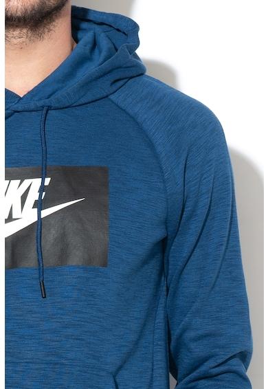 Nike Суитшърт Optic с качулка и лого Мъже