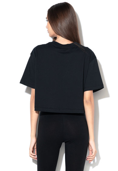 Nike Tricou crop lejer din bumbac organic Femei
