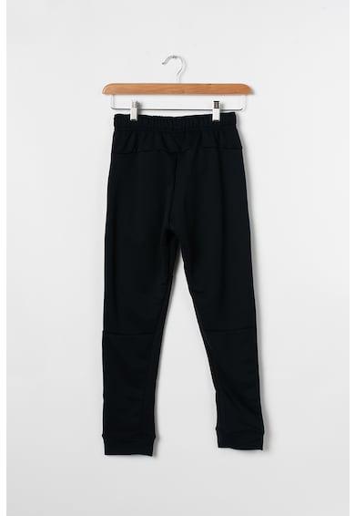 Nike Pantaloni sport cu Dri-Fit si imprimeu logo, pentru antrenament Fete