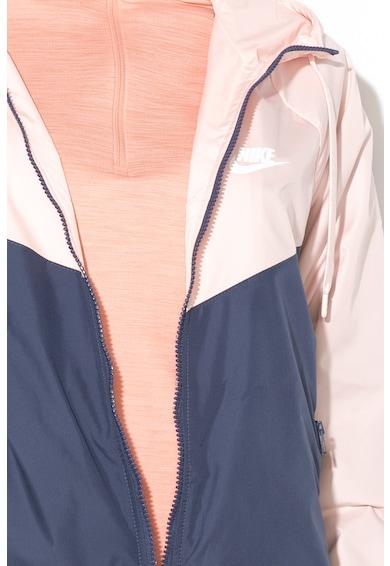 Nike Jacheta usoara cu model colorblock Femei