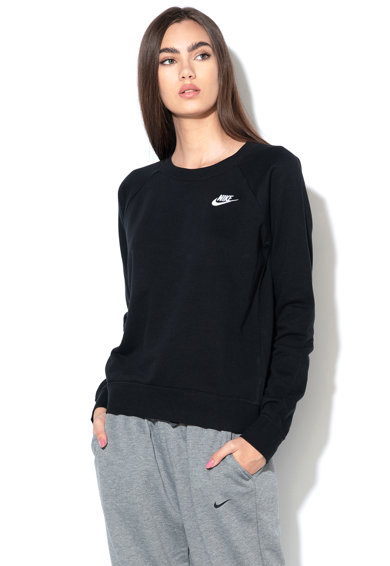Nike Bluza sport cu logo brodat Essential Femei