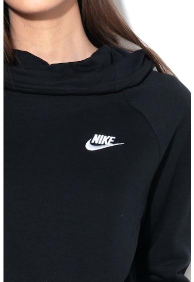 Nike Hanorac cu maneci raglan si buzunar kangaroo Femei