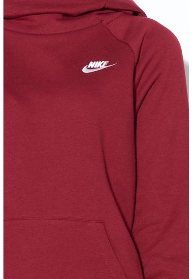 Nike Kapucnis pulóver hímzett logóval női