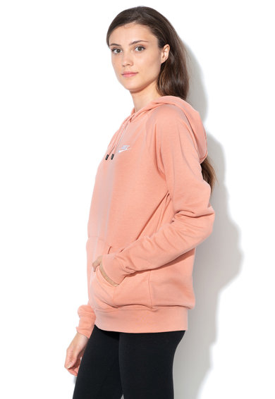 Nike Hanorac cu maneci raglan si buzunar kangaroo Essentials Femei