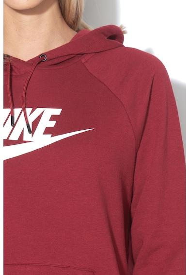Nike Hanorac cu imprimeu si maneci raglan Femei