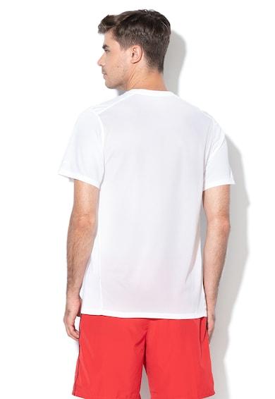 Nike Tricou de plasa, cu logo, pentru alergare Barbati