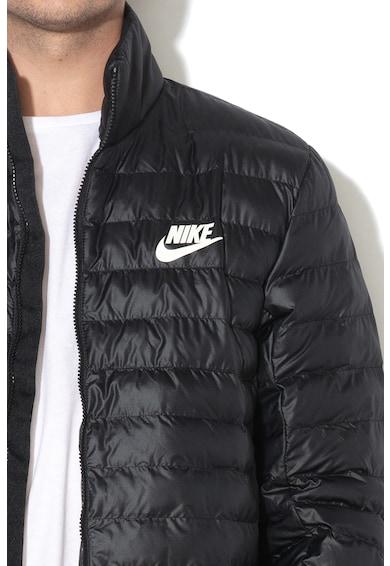 Nike Geaca matlasata, cu vatelina subtire Barbati