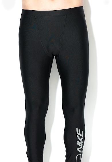 Nike Colanti cu Dri-Fit si slituri la glezna, cu fermoar, pentru alergare Barbati