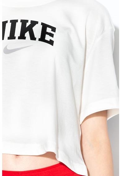 Nike Тениска с лого Varsity Жени