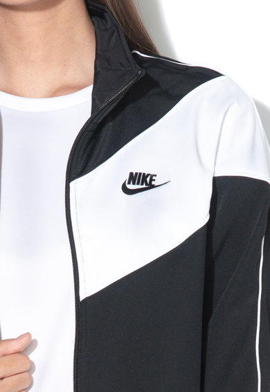 Nike Bluza sport crop cu fermoar Femei