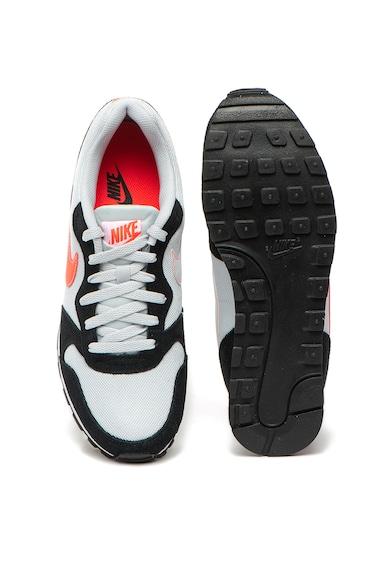Nike Pantofi sport cu garnituri de piele intoarsa Runner Barbati