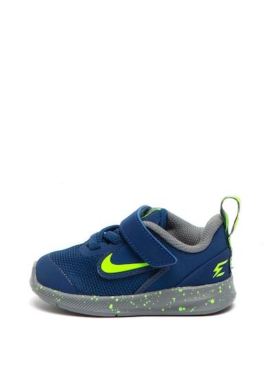 Nike Спортни обувки с кожа и лого Момичета