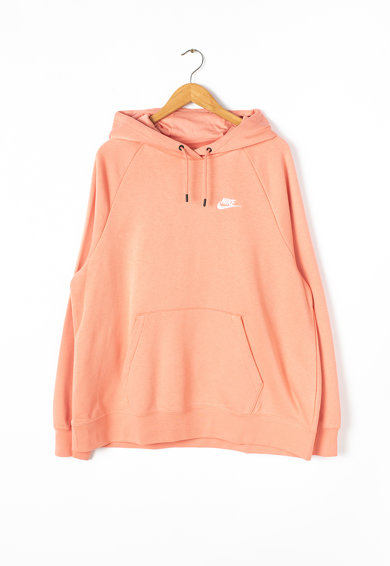 Nike Hanorac plus-size cu logo brodat Essential Femei