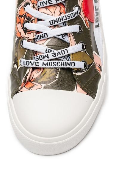 Love Moschino Кецове от еко кожа Жени