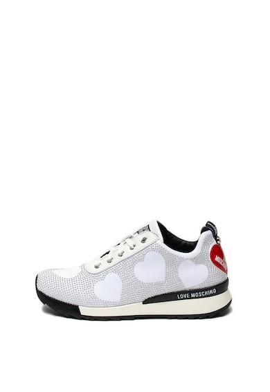 Love Moschino Sneaker szegecsekkel női