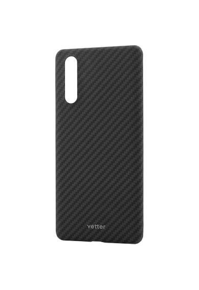 Vetter Husa de protectie  Clip-On Ultra Slim pentru Huawei P30, Black Femei