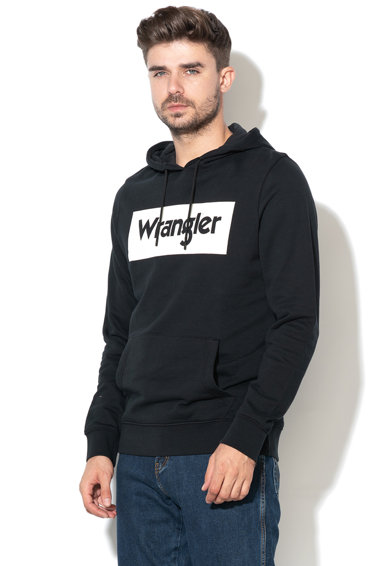 Wrangler Hanorac cu imprimeu logo Barbati