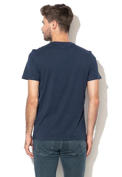 Wrangler Tricou din bumbac cu imprimeu logo Barbati
