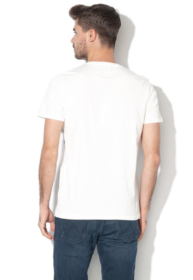 Wrangler Tricou cu imprimeu logo Barbati
