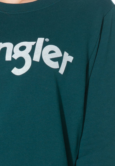 Wrangler Bluza sport cu imprimeu logo Femei
