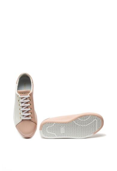 Emporio Armani Кожени спортни обувки Жени