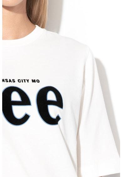 Lee Tricou cu imprimeu logo Femei